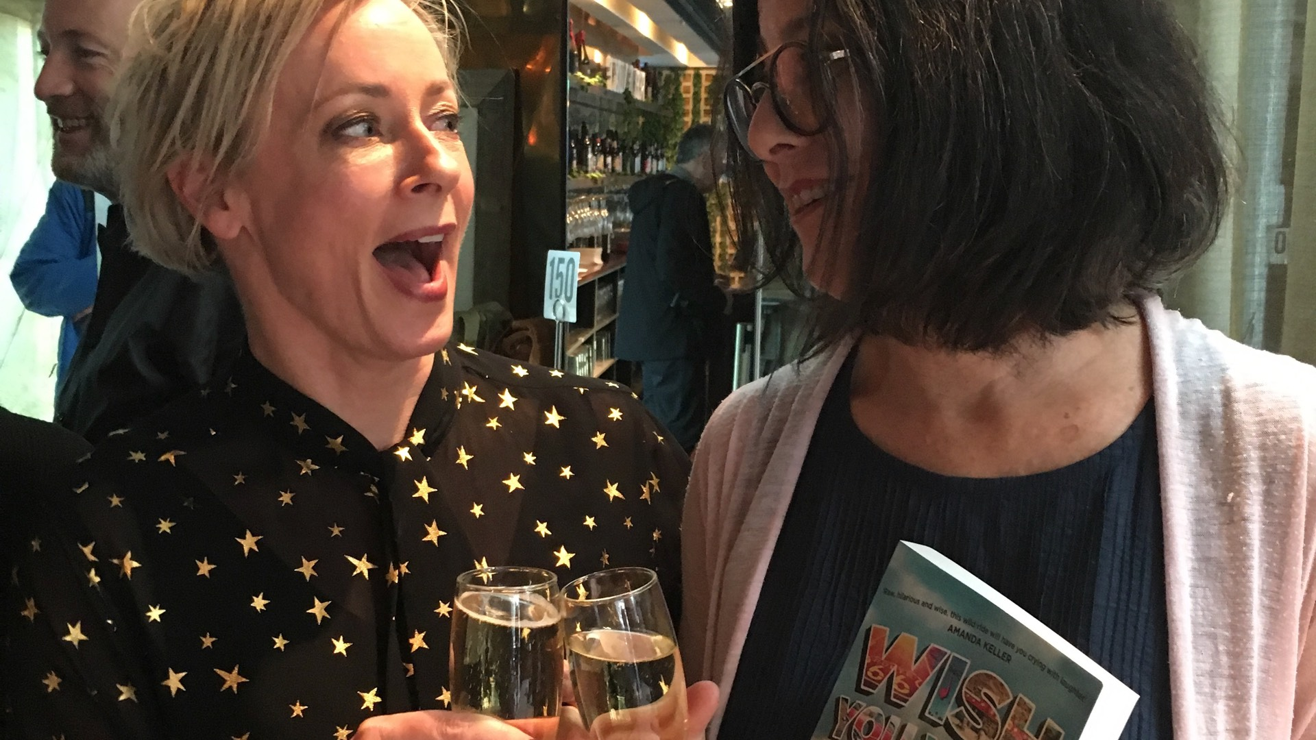 Melbourne Writer's Festival book launch