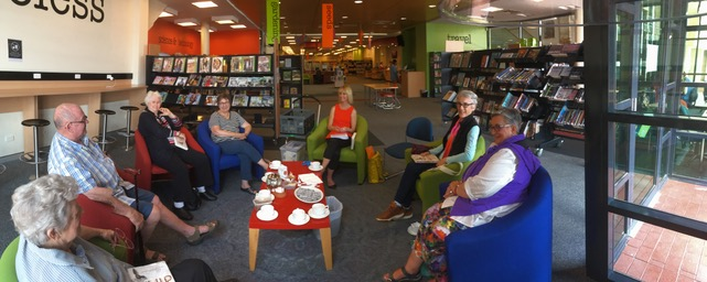 Third Monday Tamworth Book Club