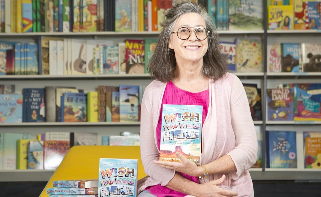 The West Australian – Author shares love story